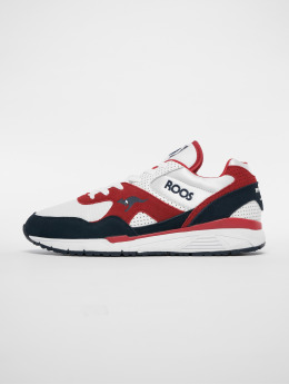 KangaROOS Sneakers Runaway Roos 002 èervená