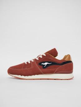 KangaROOS Sneakers Coil R1 oranžová