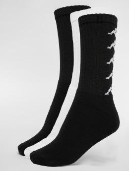 Kappa Socken Deniz schwarz