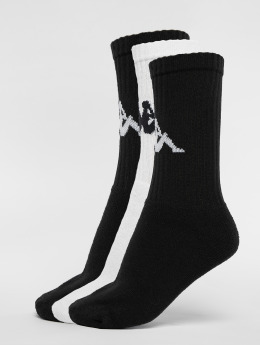 Kappa Socks Derik black