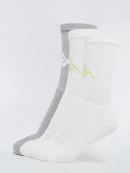 Kappa Sokken Derik wit