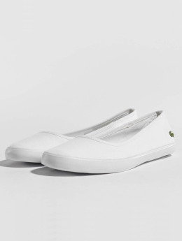 Lacoste Ballerinaer Marthe BL 1 SPW hvid