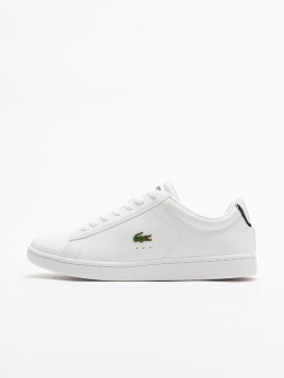 official photos a637f 0f84e Lacoste Baskets Carnaby Evo Bl 1 Spw blanc