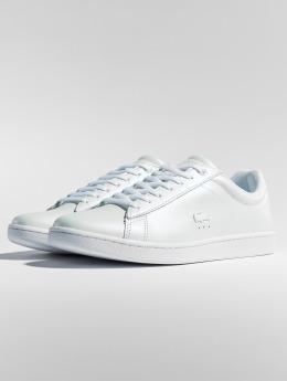 Lacoste Baskets Carnaby Evo 318 5 Spw blanc