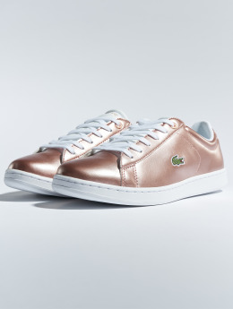 Lacoste Baskets Carnaby Evo 318 2 magenta