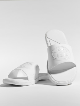 Lacoste Claquettes & Sandales L.30 Slide 318 1 Cam blanc