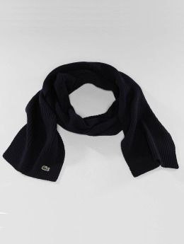 Lacoste Sjal/tørkler Knitted  blå