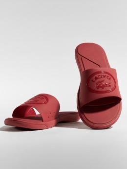 Lacoste Slipper/Sandaal L.30 Slide 318 1 Cam rood
