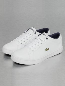 Lacoste Sneaker Straightset Lace 316 2 SPJ bianco
