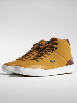 Lacoste Vapaa-ajan kengät Explorateur Classic beige