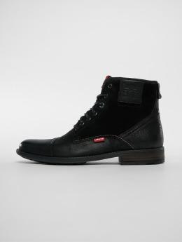 Levi's® Čižmy/Boots Flower èierna