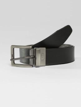Levi's® riem Piedmont zwart