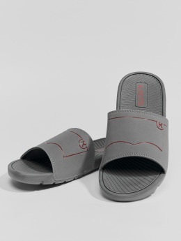 Levi's® Slipper/Sandaal June grijs