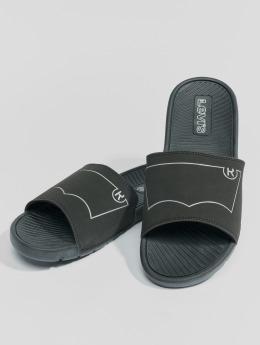 Levi's® Slipper/Sandaal June zwart