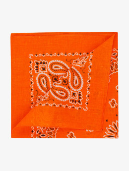 MSTRDS Bandana/Durag Printed apelsin