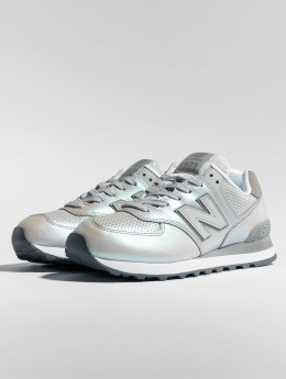 New Balance Baskets WL574 gris