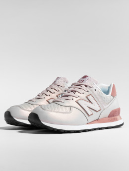 New Balance Baskets WL574KSE rose