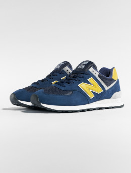 New Balance Sneaker ML574 blau