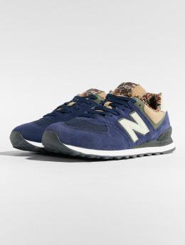 New Balance Sneaker ML574 blu