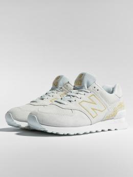 New Balance sneaker WL574 grijs