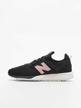 New Balance Sneaker WRL247  schwarz