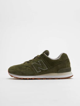 New Balance Sneaker ML574 verde