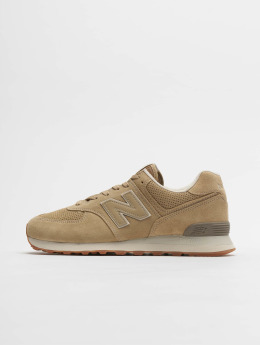 New Balance Sneakers ML574 béžová