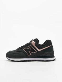 New Balance Snejkry 574  čern
