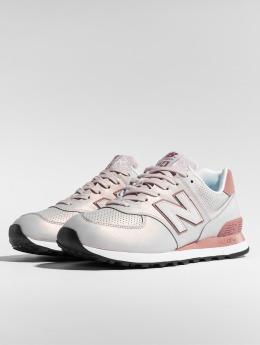 New Balance Tennarit WL574KSE roosa