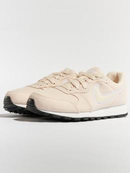 Nike Сникеры MD Runner 2 бежевый