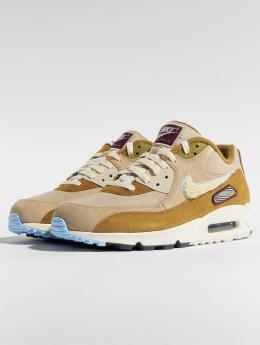 Nike Сникеры Air Max 90 Premium коричневый
