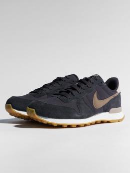 Nike Сникеры Internationalist  серый