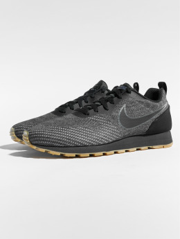 Nike Сникеры MD Runner II ENG Mesh черный