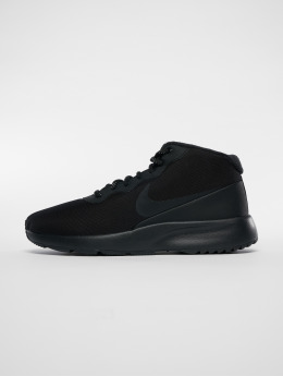 Nike Сникеры Tanjun Chukka черный