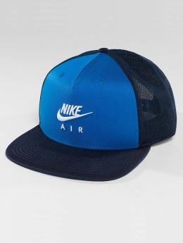 Nike Casquette Trucker mesh Air NSW Pro bleu
