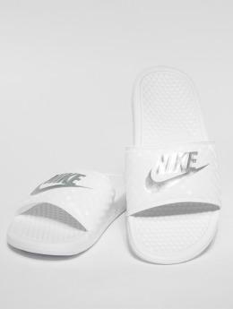 Nike Chanclas / Sandalias Benassi JDI blanco