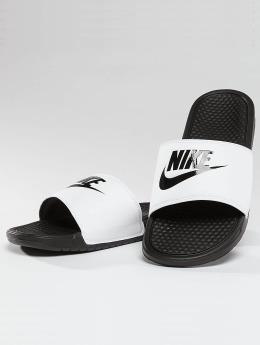 Nike | Benassi JDI  blanc Homme Claquettes & Sandales