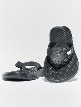Nike Claquettes & Sandales Solay Thong noir
