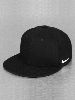 Nike Flexfitted Cap True Swoosh Flex schwarz