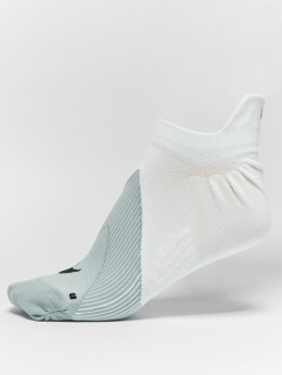 Nike Performance Calcetines Performance Elite Lightweight No Show Running blanco