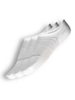 Nike Performance Chaussettes Women's Lightweight No Show Training blanc