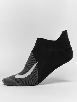 Nike Performance Chaussettes Performance Elite Lightweight No Show Running noir