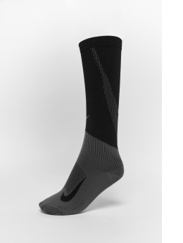 Nike Performance Chaussettes Performance Spark Compression Knee High Running Socks noir