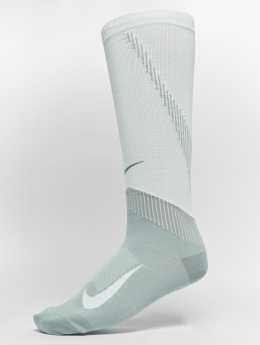 Nike Performance Skarpetki Performance Spark Compression Knee High Running bialy
