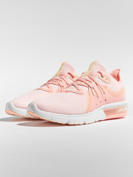 Nike Performance Sneakers Air Max Sequent 3 rózowy