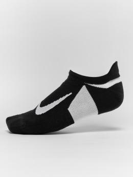 Nike Performance Sukat Performance Dry Elite Cushioned No Show Running musta
