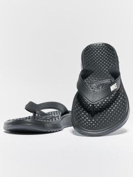 Nike Sandalen Solay Thong schwarz