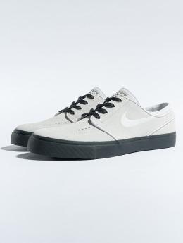 Nike SB Сникеры Zoom Stefan Janoski серый