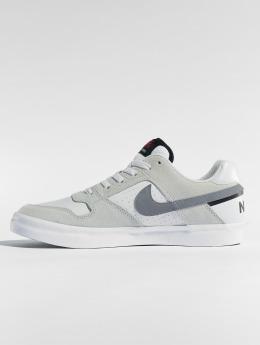 Nike SB Сникеры Delta Force Vulc серый