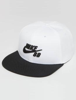 Nike SB Casquette Snapback & Strapback Icon Snapback blanc